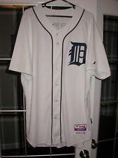 Detroit Tigers Home Game Used 2007 Baseball Jersey - Byrdak, Team LOA, MLB Holo