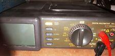 PROMAX muItímetro digitaI MD-200