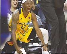 Erica Wheeler Signed 8 x 10 Photo Indiana Fever Basketball Wnba Free Shipping