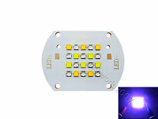 100W Cree XTE Multichip LED Matrix Custom Made White Royal Blue Warm White Light