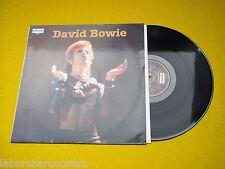 Lp-Vinyl-David Bowie space oddity-SPAIN only(EX/EX)  Deram Planeta de Agostini Ç