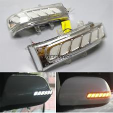 Dynamic Mirror LED Turn Signal Light For Toyota Sienna Highlander RAV4 Noah Voxy