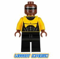 LEGO Minifigure - Power Man - Marvel Spider Man sh104 FREE POST