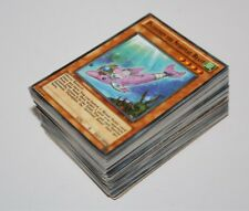 YU-GI-OH TRADING CARDS BULK LOT OVER 100 CARDS