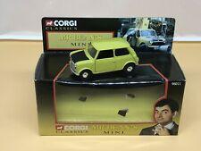 CORGI 96011 Mr Bean Mini Rowan Atkinson new in box