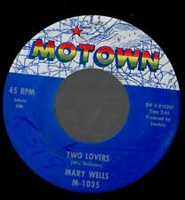 Mary Wells  Two lovers / Operator     Northern soul EX
