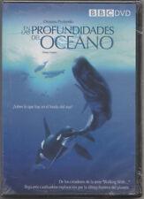*BBC En Las Profundidades Del Oceano (DVD) Deep Ocean