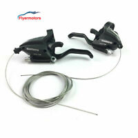 Shimano ST-EF500 3x7 Speed Shifters / Brake Levers
