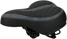 Dunlop City/Tour Sattel Komfortsattel Fahrradsattel Fahrradsitz Herren Damen PVC