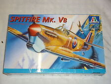 A factory Sealed Itateri un made plastic kit of a Spitfire MK VB