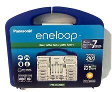 Panasonic Power Pack + Charger + 8AA 2AAA Eneloop Batteries (K-KJ17MCC82A) *New*