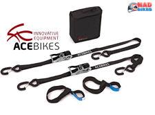 acebikes cricchetto cinghie, ottima qualità MOTO / MOTO Cinghie di fissaggio