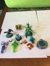 Mixed Lot Of Skylanders Crystal Trap, Treasure Chest, Stealth Stinger