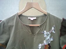 WHISTLES SIZE 10 WOMENS TOP