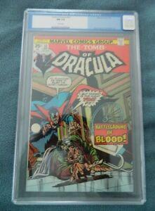 CGC Tomb of Dracula #32 (1975) NM Near Mint (CGC 9.4) ~ Bronze Age Marvel Comics