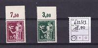 Deutsches Reich  ...   Michel Nr.  622 - 623    ....  postfrisch