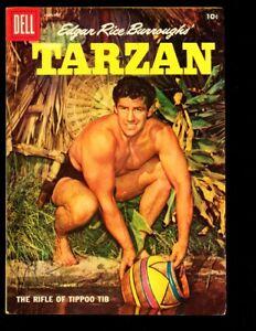 Tarzan of the Apes - #100 - 01/58 - 5.0 - Not Slabbed