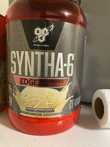BSN Syntha-6 vanilla milkshake 28 servings 2.25LB