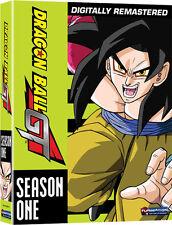 Dragon Ball GT . Complete Season One . 1. Staffel . DragonBall GT .. 5 DVD . NEU