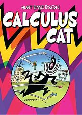CALCULUS CAT by Hunt Emerson