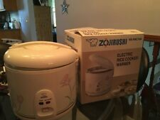 Zojirushi Electric Rice Cooker and Warmer-10 Cup-NS-RNC18A