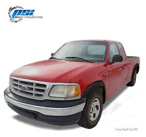 Rugged Textured Fender Flares Fits Ford F-150 1997-2003 Styleside Only Full Set