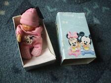 Disney Baby - Simba Puppe * STHK 155 * Evi * kleine Puppe in Schachtel * Sammler