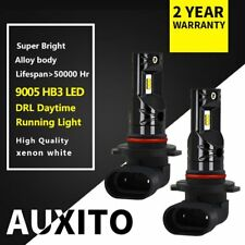 9005 LED DRL Daytime Running Light bulb White For Honda Civic Acura MDX RDX TL F