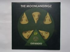 "THE MOONLANDINGZ - EXPANDED EP - MEGA RARE 9 TRACK 10"" VINYL - SEALED CHIM32"