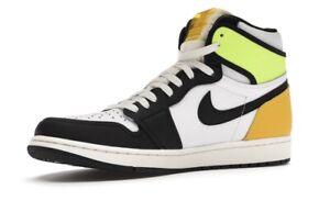 Nike Air Jordan 1 Retro High OG VOLT GOLD Size 16 - Fast Shipping