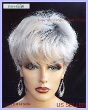 Emerson Unisex by Noriko Wigs COLOR ILLUMINA R  New Cute Style AUTHENTIC 2003