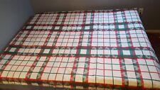 "Claude Gerardmer France Christmas Tablecloth 66""x100"" GORGEOUS!"