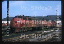 Original Slide GM&O Gulf Mobile & Ohio Matched Old Paint F3A801B & F3A & F3A