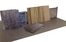 48 HOJAS DE 8ft x 4ft madera contrachapada O Escala 1:43 Modelo Ferrocarril
