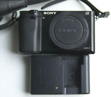 Please Read Sony a6000 24.3MP 6k Shutter Count (Body Only) Digital Camera