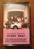Sessions Presents Night Beat Cassette Tape 2