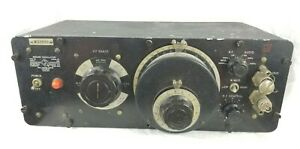 VTG General Radio Co. Bridge Oscillator Type No.1330-A Serial No.250 PLEASE READ