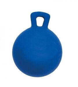 Busse Pferdeball Spielball  BUSSI blau Beschäftigung ohne Verletzung