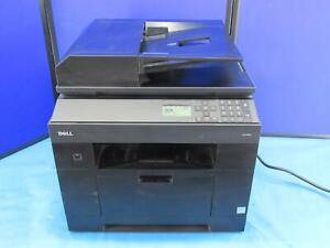 Dell 2335dn Multifunction Monochrome Laser Printer 3917k Total Pages 76% Toner