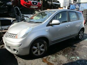 2007 NISSAN NOTE ACENTA 1.4 Petrol in Silver Wiper Arm (Breaking 4 Parts)