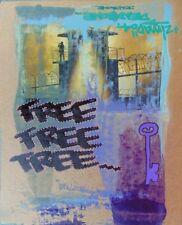Street art graffiti Luis LAMBOY aka ZIMAD Free