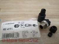 IFM Efector E10738 Connector RSC 4/7 P 1