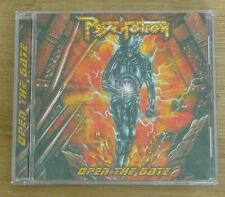 CD Album Promo Trash - Psychotron Open The Gate - Germany 2004