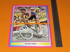 N°33 & 34 FORCONI AMORE MERLIN GIRO D'ITALIA CICLISMO 1995 CYCLISME PANINI TOUR