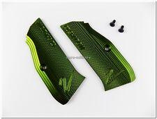 CZUB® Original CZ SHADOW 2 Grips - High Quality Hard Elox - Factory New - Green