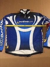 Champion System Mens Cycling Wind Jacket Size Medium M (4850-84)