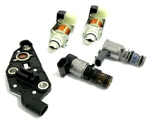 4T65E Transmission New 5 Piece Solenoid Set 2003 and Up fits GM VOLVO 4T65