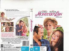 Monster-In-law-2005-Jennifer Lopez-Movie-DVD