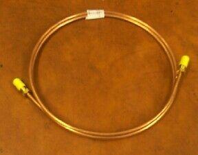 MG Midget/Sprite clutch pipe in copper 948-1098cc.