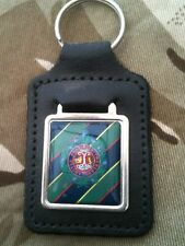 ARGYLL & SUTHERLAND MILITARY KEY RING / FOB